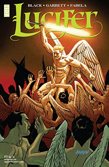 Lucifer (2015-2017) #11
