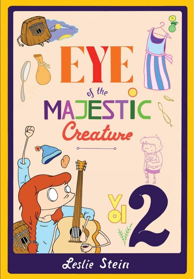 Eye of the Majestic Creature Vol. 2