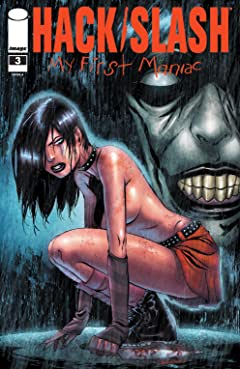 Hack/Slash: My First Maniac #3 (of 4)
