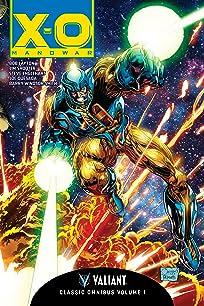 X-O Manowar Classic Omnibus Tome 1