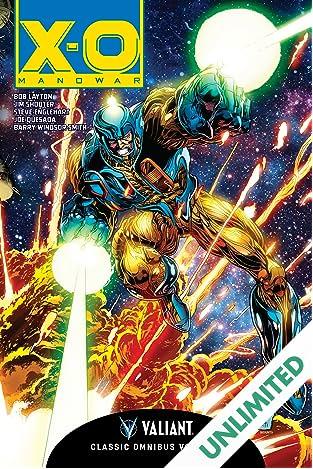 X-O Manowar Classic Omnibus Vol. 1