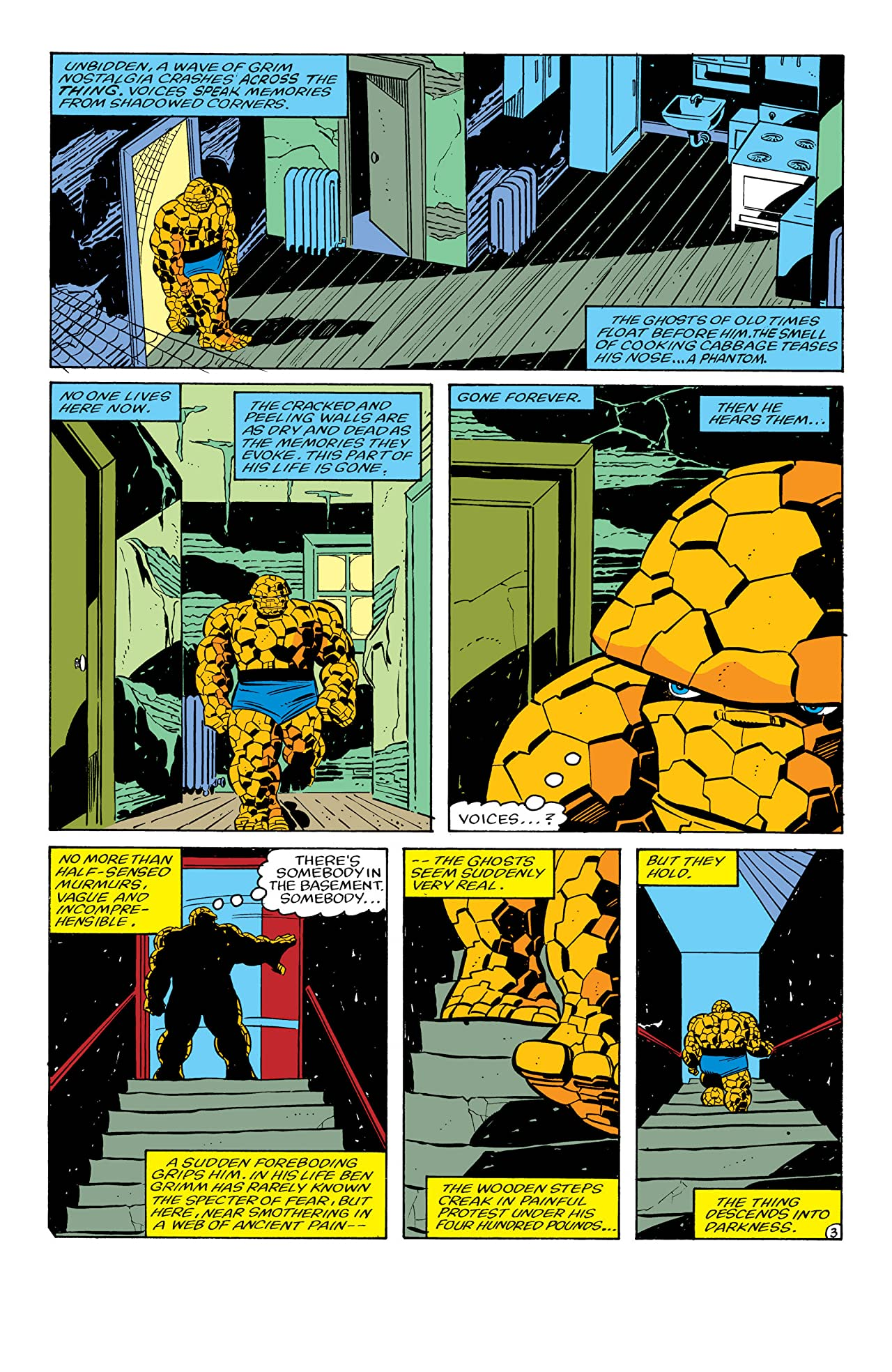 The Thing (1983-1986) #1