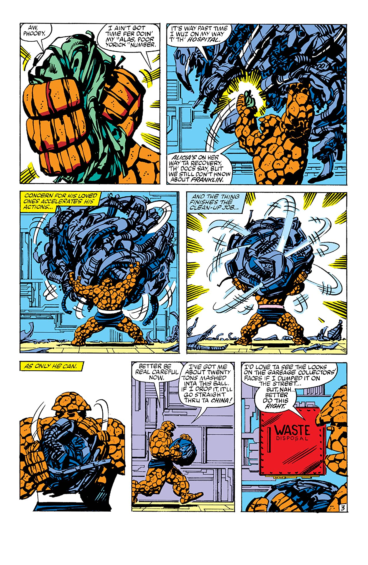 The Thing (1983-1986) #2