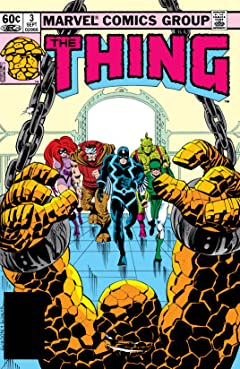 The Thing (1983-1986) #3