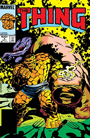 The Thing (1983-1986) #4