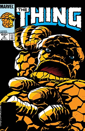 The Thing (1983-1986) #6