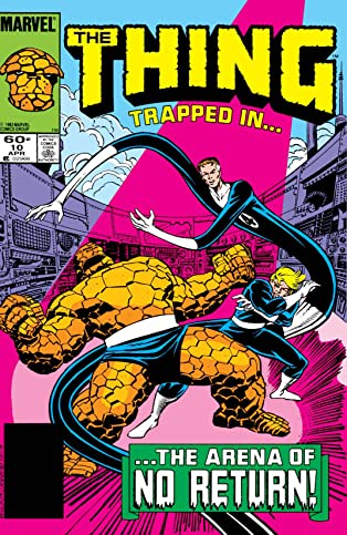 The Thing (1983-1986) #10