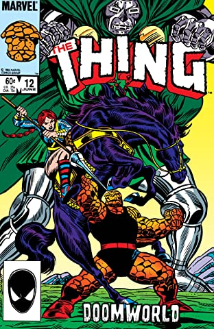 The Thing (1983-1986) #12