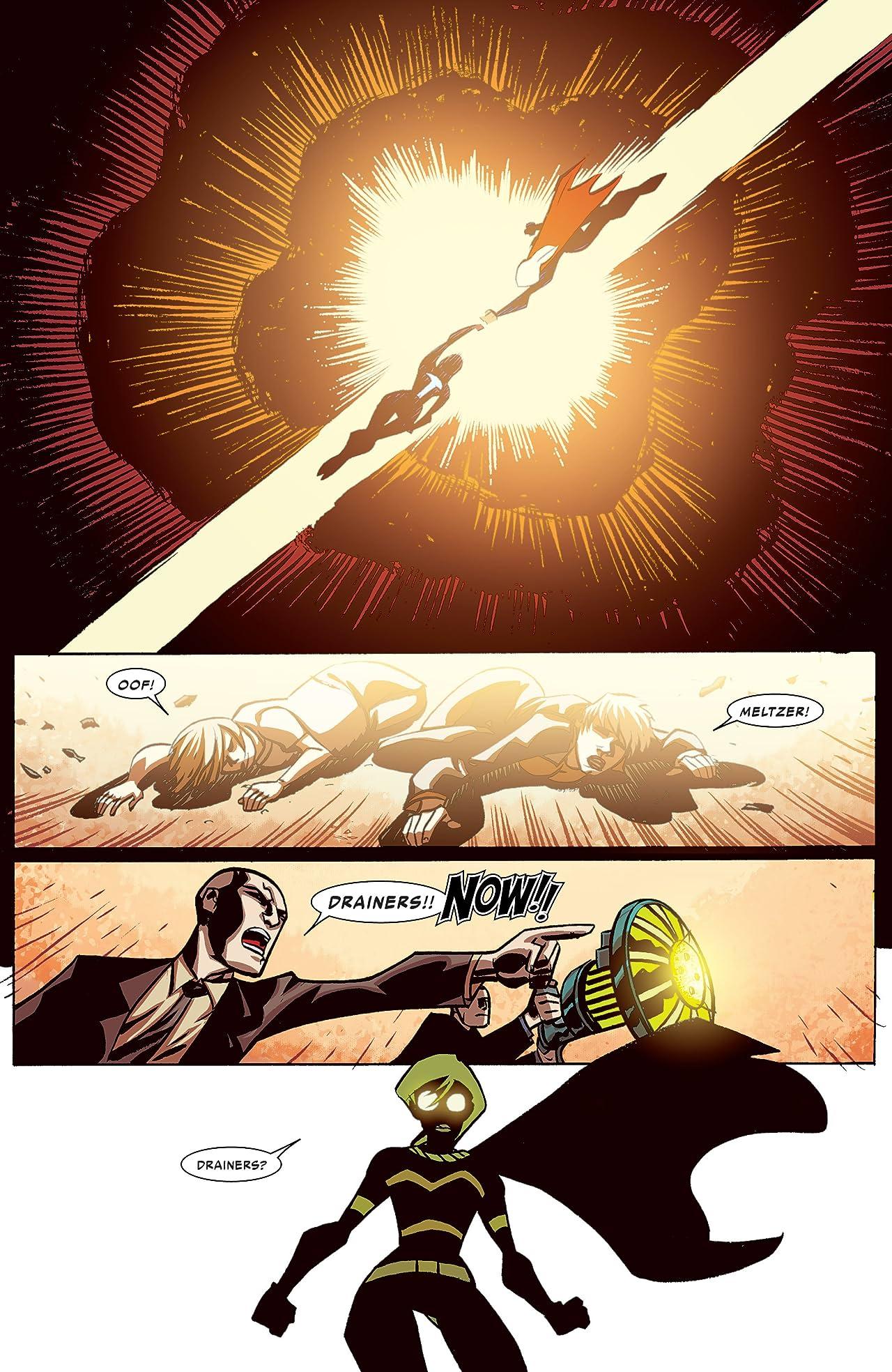 Powers: Bureau #5