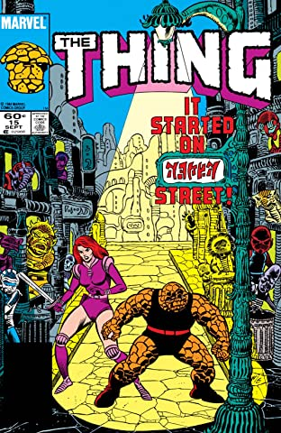 The Thing (1983-1986) #15