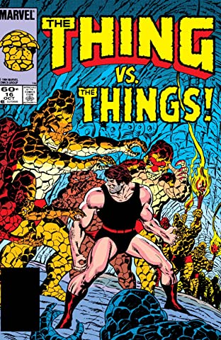 The Thing (1983-1986) #16