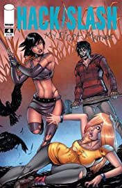 Hack/Slash: My First Maniac #4 (of 4)