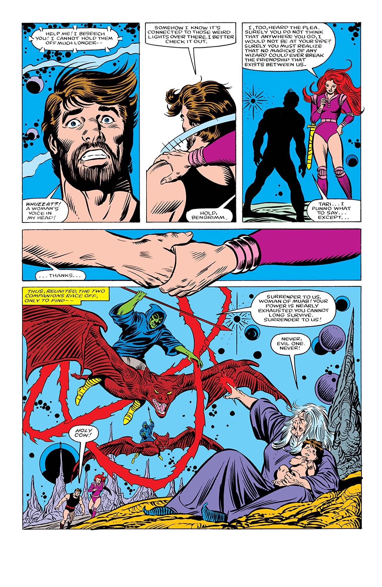The Thing (1983-1986) #18