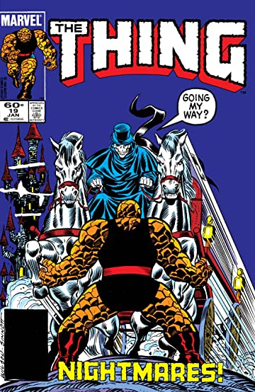 The Thing (1983-1986) #19