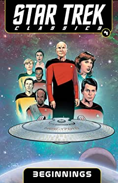 Star Trek Classics Tome 4: Beginnings