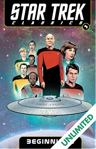 Star Trek Classics Vol. 4: Beginnings