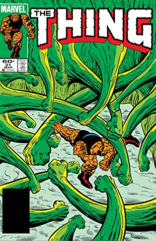 The Thing (1983-1986) #21