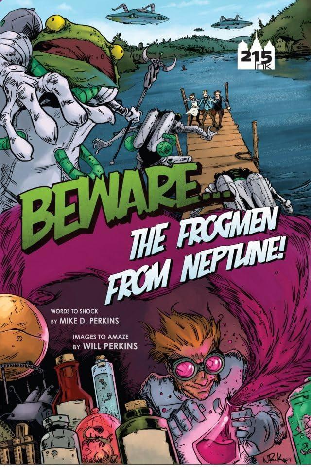 Beware... #1