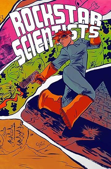 Rockstar Scientists #1