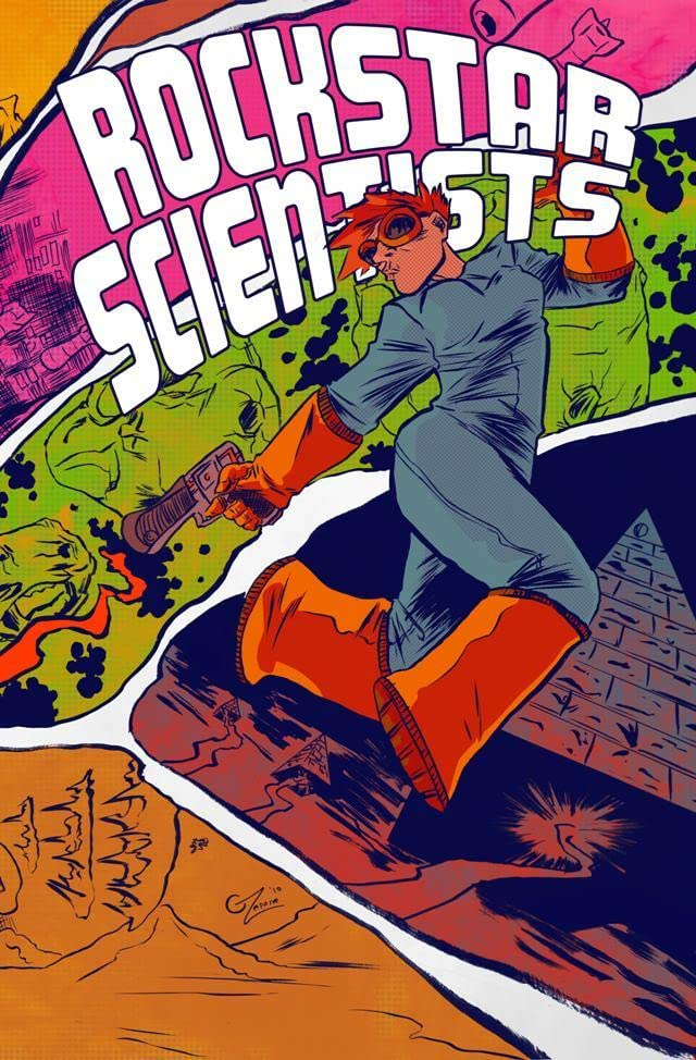 Rockstar Scientists #1