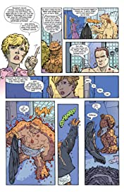 The Thing: Freakshow (2002) #1 (of 4)