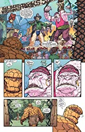 The Thing: Freakshow (2002) #2 (of 4)