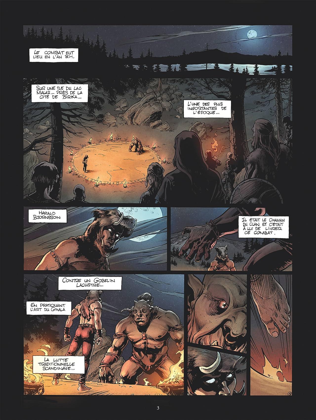Le chant des runes Vol. 2: Le quatrième frère
