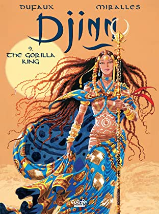 Djinn Tome 9: The Gorilla King