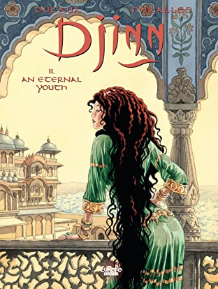 Djinn Tome 11: An Eternal Youth