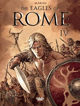 The Eagles of Rome Tome 4: Book IV