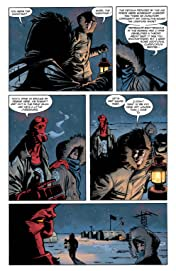 Hellboy and the B.P.R.D.: 1954 #1: The Black Sun Part 1