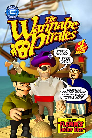The Wannabe Pirates #1