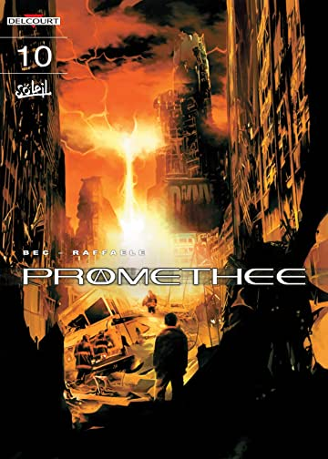 Promethee Vol. 10: Into the Darkness - Part II