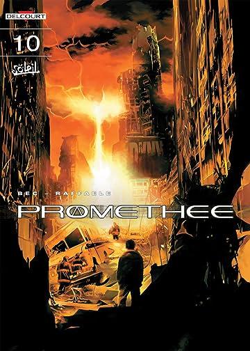 Promethee Vol. 10: Into the Darkness - Part II