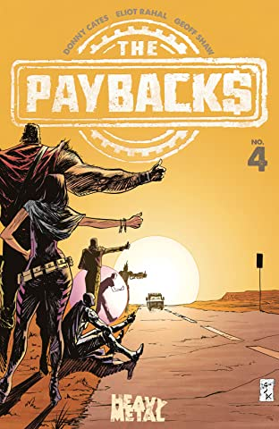 The Paybacks #4