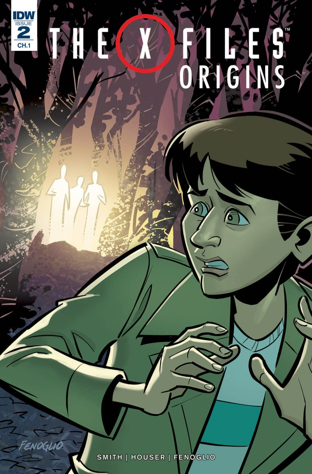 The X-Files: Origins #2: Chapter One