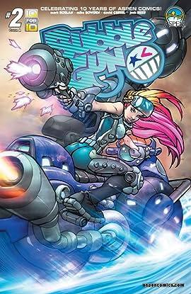 BubbleGun Vol. 1 #2 (of 5)