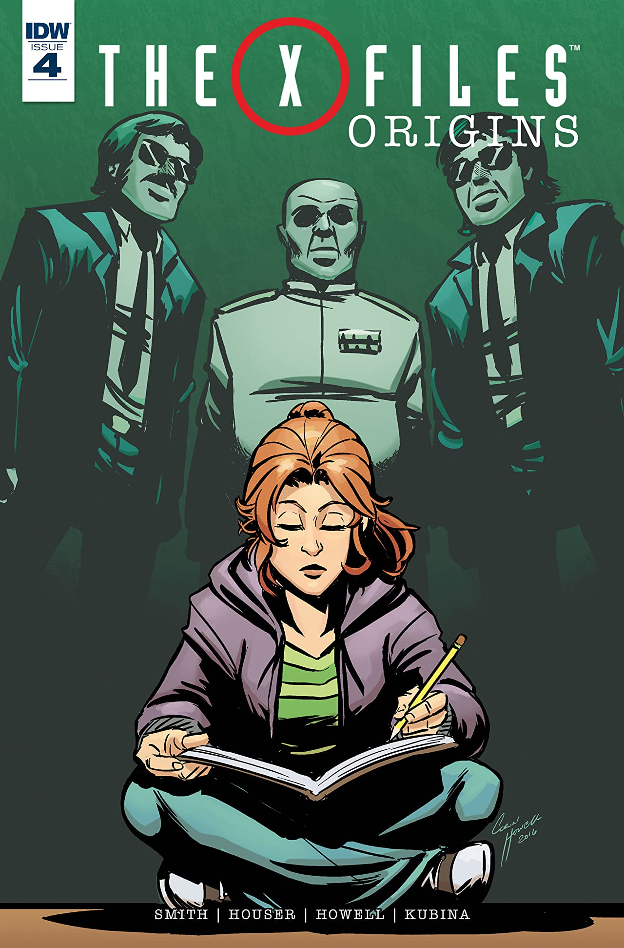 The X-Files: Origins #4: Chapter Two