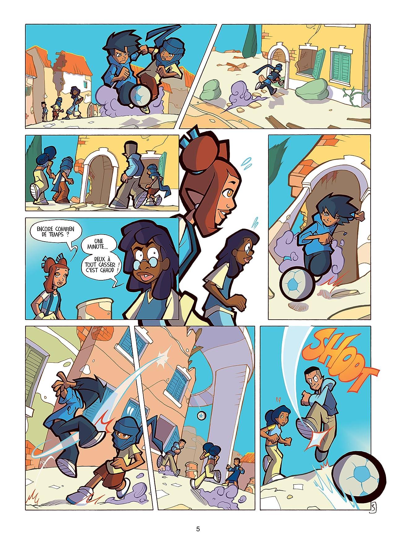 Foot 2 Rue Vol. 5: En route vers la victoire