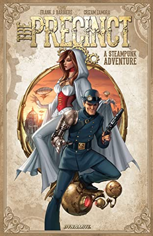 The Precinct: A Steampunk Adventure