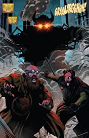 The Precinct: A Steampunk Adventure