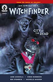 Witchfinder: City of the Dead No.2