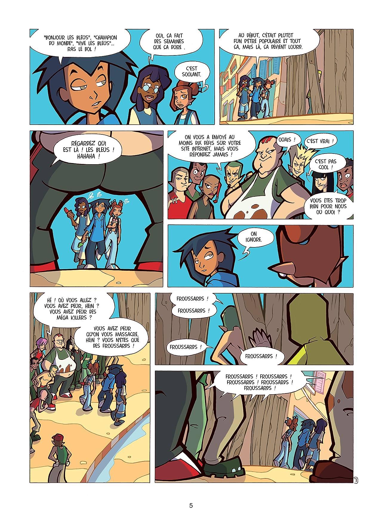 Foot 2 Rue Vol. 7: Les nouveaux Bleus