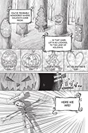 Disney Manga: Tim Burton's The Nightmare Before Christmas