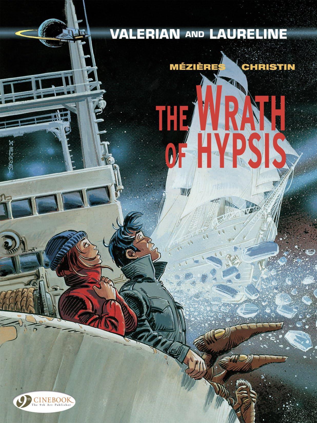 Valerian and Laureline Vol. 12: The wrath of Hypsis