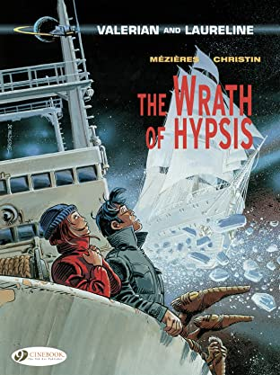 Valerian and Laureline Vol. 12: The wrath of Hypsis