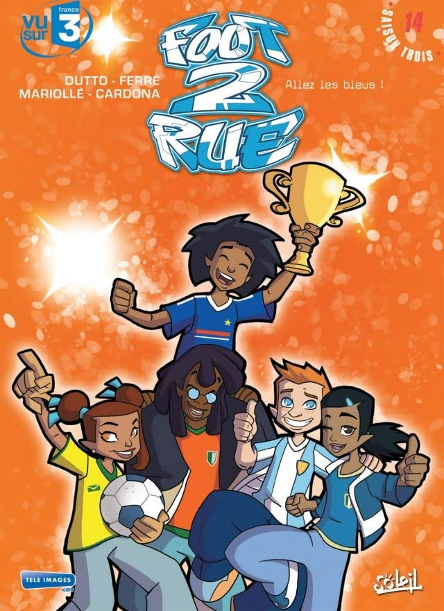 Foot 2 Rue Vol. 14: World Cup