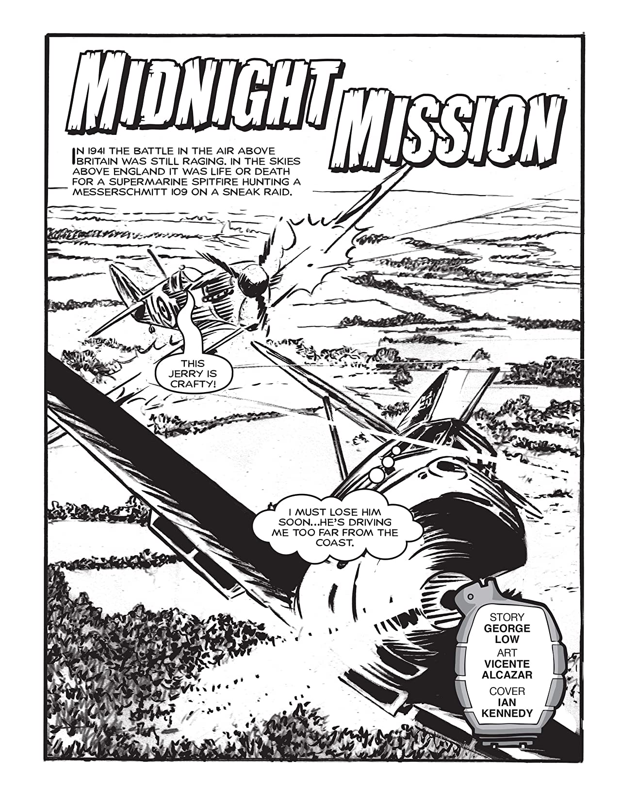 Commando #4955: Midnight Mission