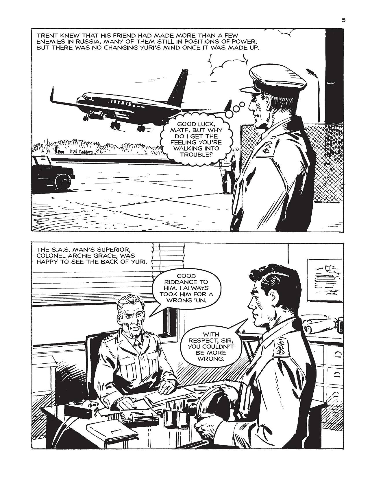 Commando #4957: Yuri's Return
