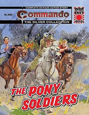 Commando #4958: The Pony Soldiers
